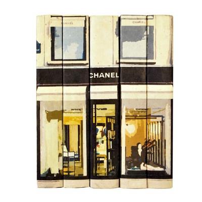 E Lawrence Rendering Chanel 5 Volume Set