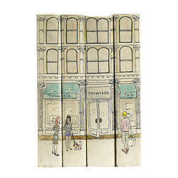 E Lawrence Shops Series: Tiffany, 4 Volume Collection