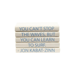 E Lawrence You Can'T Stop The Waves - 5 Vol Quote Stack
