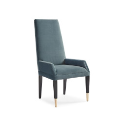 Caracole The Masters Dining Arm Chair