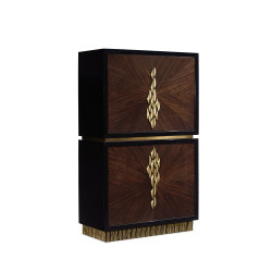 Caracole The Teardrop Door Chest