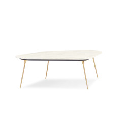 Caracole The Geo Modern Cocktail Table - 59""