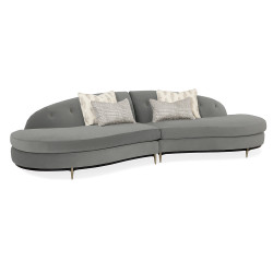 Caracole Three's Company Sectional