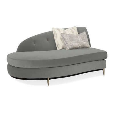 Caracole Three's Company LAF Chaise