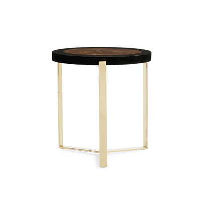 """Caracole The Naturalist End Table - 24"""""""