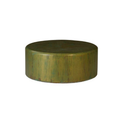 Phillips Collection Button Coffee Table, Lichen Finish