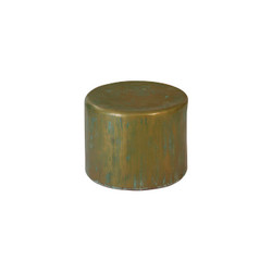 Phillips Collection Button End Table, Lichen Finish