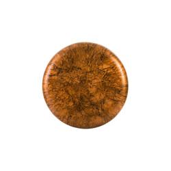 Phillips Collection Button Wall Art, Deep, Von Braun Finish, LG