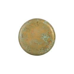 Phillips Collection Button Wall Art, Deep, Lichen Finish, LG