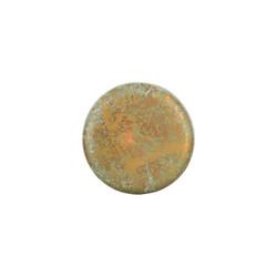 Phillips Collection Button Wall Art, Deep, Lichen Finish, SM