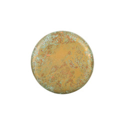 Phillips Collection Button Wall Art, Shallow, Lichen Finish, LG