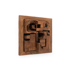 Phillips Collection Asken Wall Tile, Wood