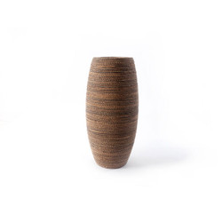 Phillips Collection Elonga Planter, Natural Weave, MD