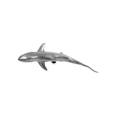 Phillips Collection Whaler Shark, Silver Leaf