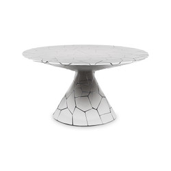 Phillips Collection Crazy Cut Dining Table