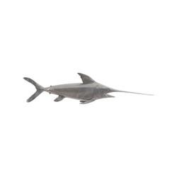 Phillips Collection Broadbill Swordfish Fish, Polished Aluminum