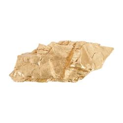 Phillips Collection Boulder Shelf, Gold Leaf, MD