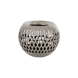 Phillips Collection Breathe Planter, Aluminum