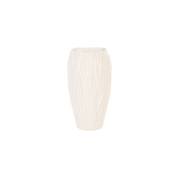 Phillips Collection Alon Planter, Gel Coat White