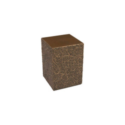 Phillips Collection String Theory Pedestal, Bronze, SM