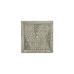 Phillips Collection Driftwood Wall Tile, Wood, Glass, Scaff Finish