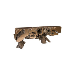 Phillips Collection Freeform Console Table,Bronze , XL