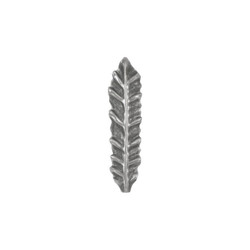 Phillips Collection Petiole Leaf, Silver, MD, Version A