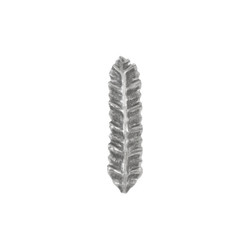 Phillips Collection Petiole Wall Leaf, Silver, MD, Version B
