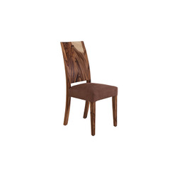 Phillips Collection Origins Dining Chair, Chamcha Wood, Natural