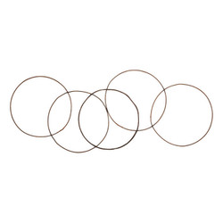 Phillips Collection Olympic Wall Hanging, 5 Rings