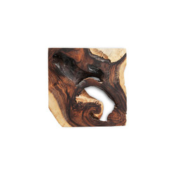 Phillips Collection Chamcha Wood Wall Tile, Assorted Styles
