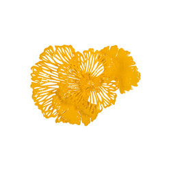 Phillips Collection Flower Wall Art, Dandelion, SM