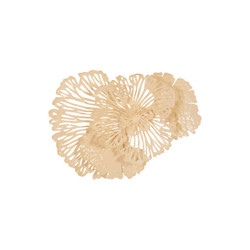Phillips Collection Flower Wall Art, Ivory, SM