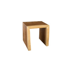 Phillips Collection Waterfall Side Table