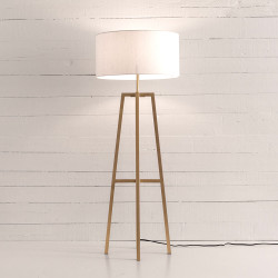 Four Hands Lewis Floor Lamp