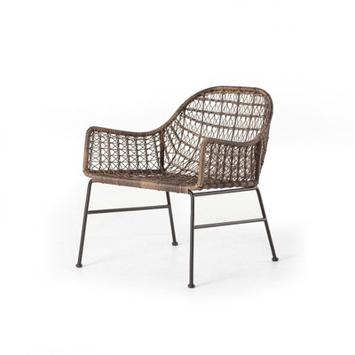 Four Hands Bandera Outdoor Woven Club Chair