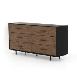 Four Hands August 6 Drawer Dresser