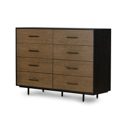 Four Hands August 8 Drawer Dresser