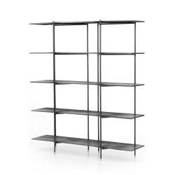 Four Hands Vito Bookshelf