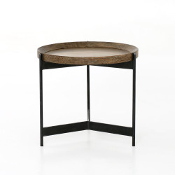 Four Hands Nathaniel End Table