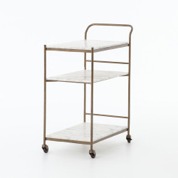 Four Hands Felix Bar Cart