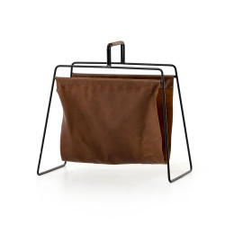 Four Hands Aesop Magazine Rack