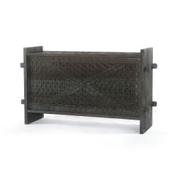 Four Hands Columbus Trunk Console