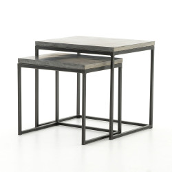 Four Hands Harlow Nesting End Tables