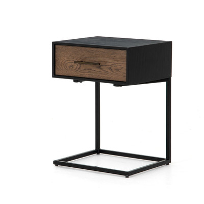 Four Hands August C Shaped Nightstand