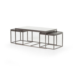Four Hands Evelyn Nesting Coffee Table