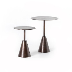 Four Hands Frisco End Tables Set Of 2