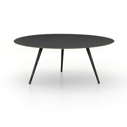 Four Hands Trula Round Coffee Table