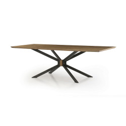 Four Hands Spider Dining Table