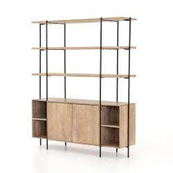 Four Hands Elena Sideboard And Hutch